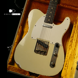 "TMG Guitars Gatton Blonde  ""Heavy Aging & Heavy Checking"" ""Like Robben"""