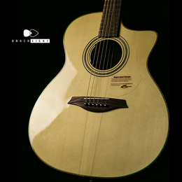 "Mayson M5/S CE with L.R.BAGGS Anthem ""Brush eight Custom"""