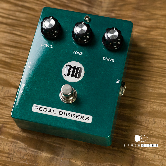 PEDAL DIGGERS 819 DLX シリアル#5