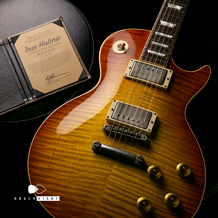 "【HOLD】Gibson True Historic 1959 Les Paul Standard ""Murphy Aged"" Sonoran Fade 2017's"