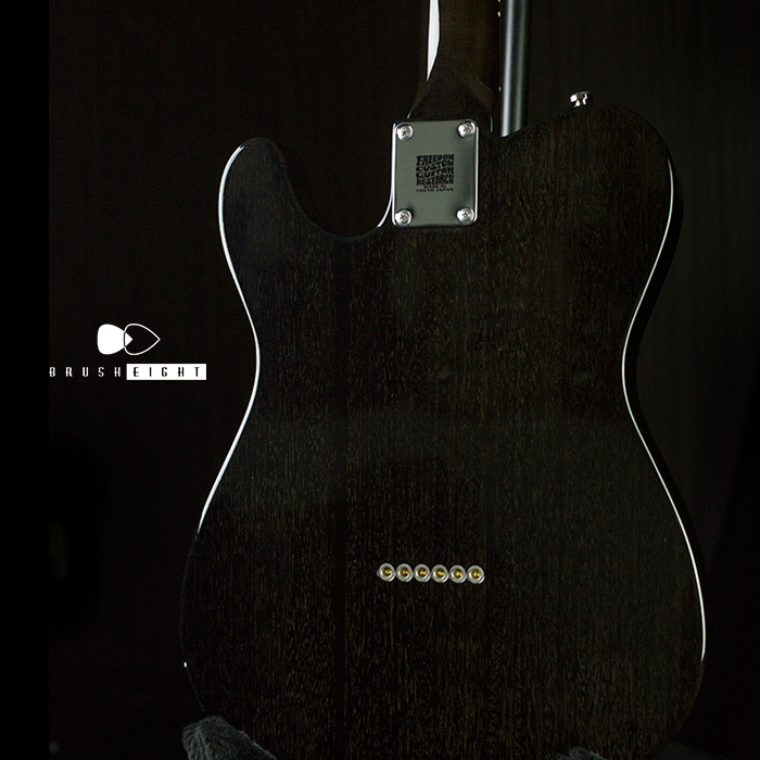 "【SOLD】FREEDOM CUSTOM GUITAR RESEARCH  Black Pepper  ""Black Lacquer"" 2014's"