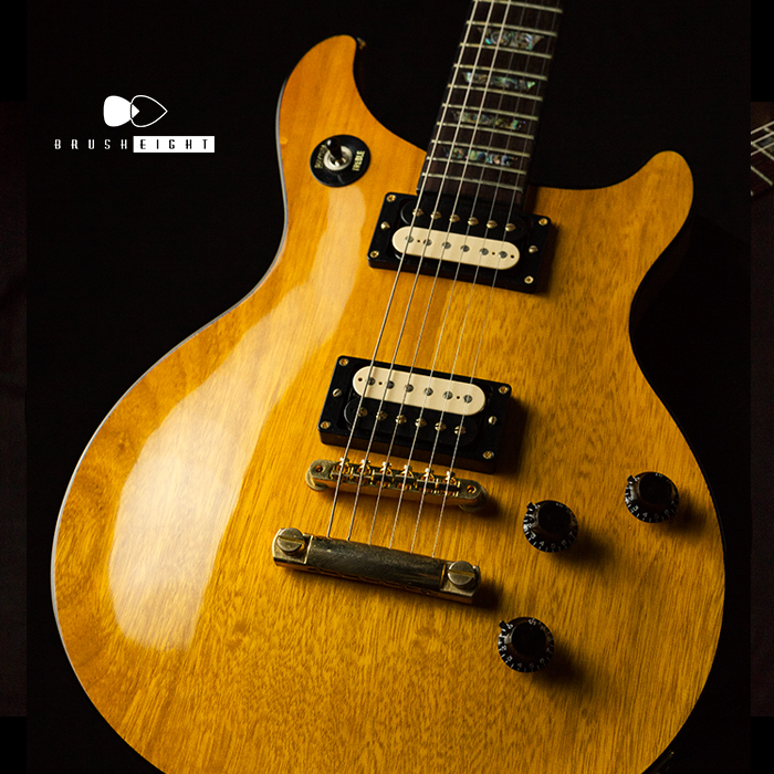 "【SOLD】Gibson Custom ShopTak Matsumoto  DC Korina ""Antique Natural"""