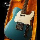 【SOLD】Fender CustomShop Masterbuilt 1962 CustomTelecaster N.O.S  LakePlacidBlue by Fred Stuart""