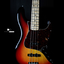 【SOLD】J.W Black USA Jazz Bass 3TS Medium Soft Aged
