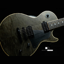 "【SALE】Black Cloud Guitar Black Smoker Omega  ""Seethru Black"""