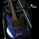 "【SOLD】Crews Maniac Sound JB-Modern ""Dark Lake Placid Blue"""