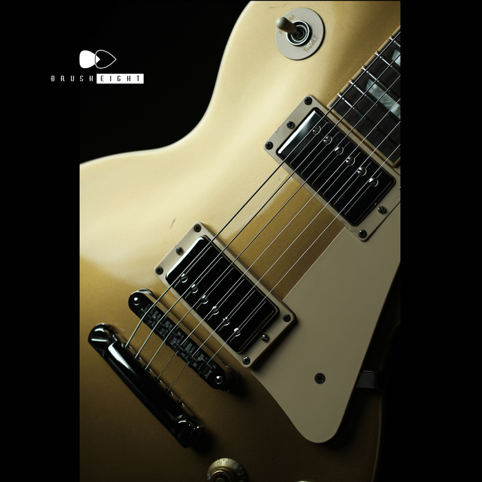 【SOLD】Gibson Les Paul Standard Gold Top 2008