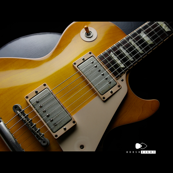 "【SOLD】Gibson Historic Collection 1958 Les Paul Reissue VOS LPR-8  ""Lemon Burst""  2012's"