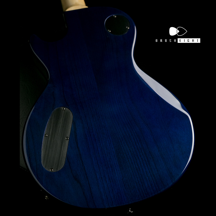 "【SOLD】Black Cloud Guitar Omega Proto TYPE ""Afro Blue"""