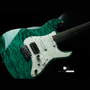 dragonfly HI STA Custom  Bora Bora Green Blue 2019's