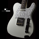 "【SOLD】Black Cloud Guitars δ-Black Smoker ""Matte White"""