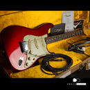 "【SOLD】Fender Custom Shop 1960 Stratocaster Relic ""Candy Apple Red"" 2009's"
