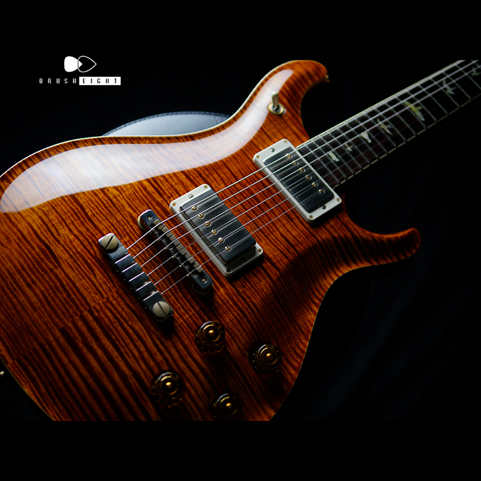 【SOLD】Paul Reed Smith (PRS)Wood Library McCarty594 10TopYellow Tiger 2017's