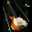 【SOLD】MUSICMAN  STINGRAY5  Honey Burst