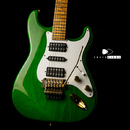"【SOLD】Moon Custom Guitars ST Type  HSH  ""Tom Anderson"" Bird's-Maple Neck  1980~1990's"