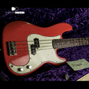 "【SOLD】Riggio Custom Guitars PAPA Bass ""Fiesra Red"""