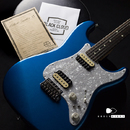 "【SOLD】Black Cloud Guitar Black Smoker σ 2H  ""Lake Placid Blue"""