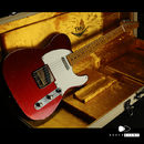 "【SOLD】TMG Guitars Gatton ""CandyAppleRed"""