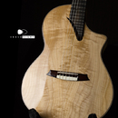 "【SOLD】Martinez MSCC-14RS  ""Flame Maple""  FISHMAN PU 搭載 限定生産モデル"