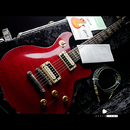 【8SALE】Gibson Custom Shop Tak Matsumoto DC Cherry Red  1P Flame Top #069