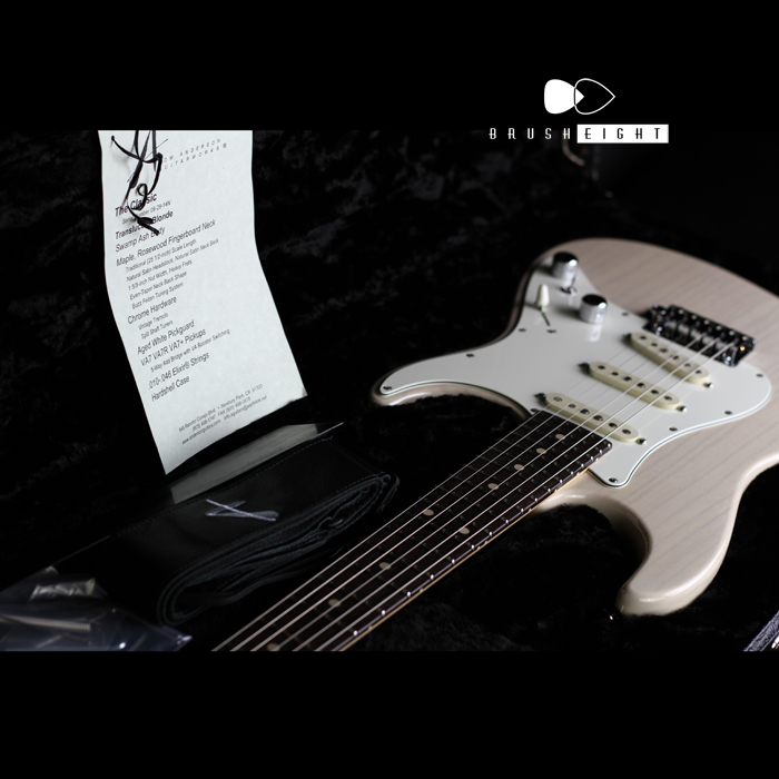 【SOLD】Tom Anderson TheClassic TransBlonde Ash&Rose