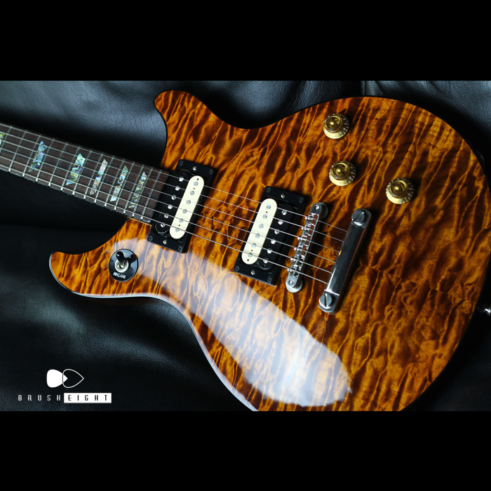 【SOLD】1st Gibson CustomShop Tak Matsumoto DC QUILT